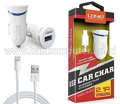 Car Charger  LDNIO 2.1A USB DL-C12