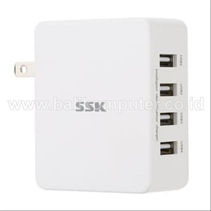 Wall Charger SSK (4port) 5A SDC-025